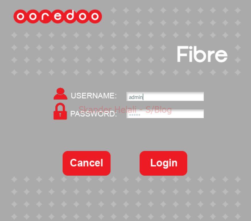 Port Forwarding on the Ooredoo Fibre Home Gateway – S/Blog